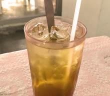 Hong Kong Style Lemon Tea