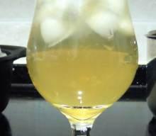 Home Make Iced White Tea