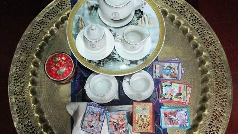 Our Tea and Our Tomorrow