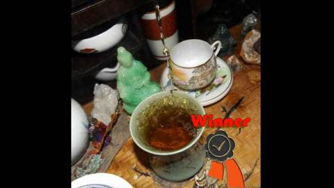 Announcing the Winner of our ''GrandTea Photo Contest""