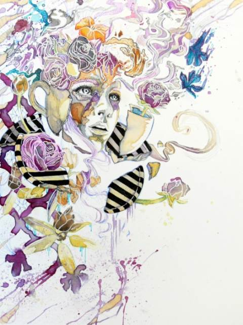 Featured Artist : Vivea Reutov
