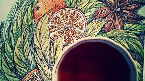 Love green tea!