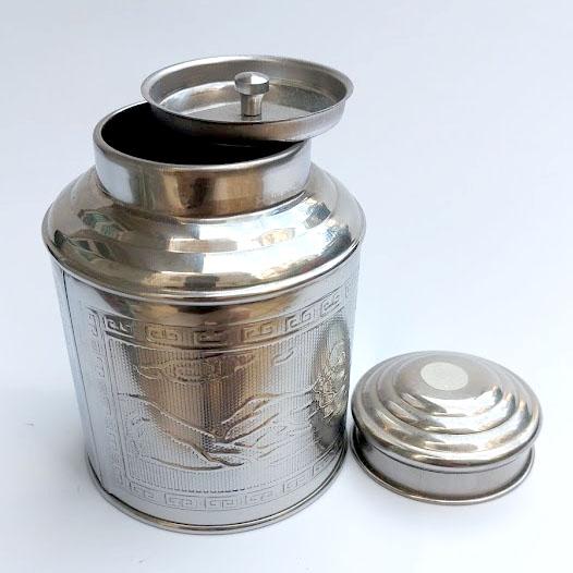 Zheng Neng steel canister